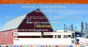 Trucking Website Design