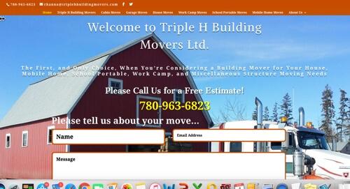 website creation edmonton